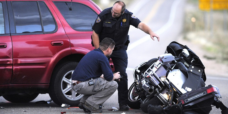 Motorcycle Injury Law